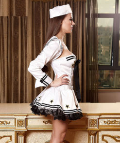Sexy Women's Role Play Sailor Costume