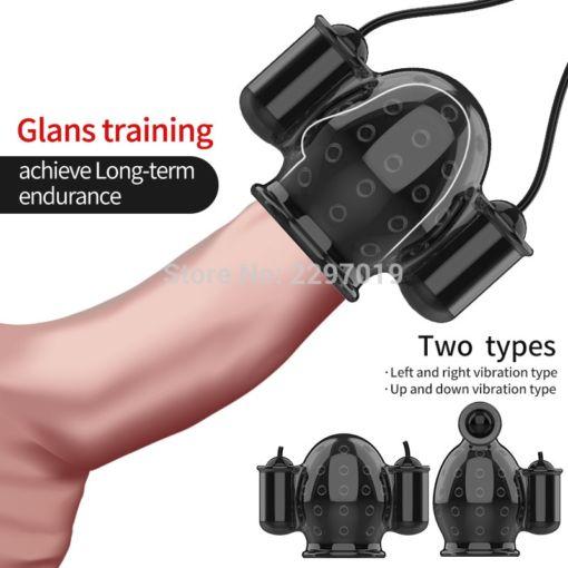Penis Glans Training Massager