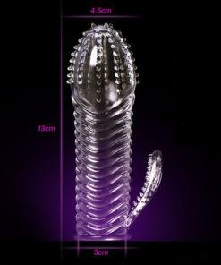 Penis Extension Condom Sleeve