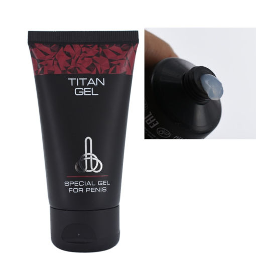 Penis Enhancement Titan Gel